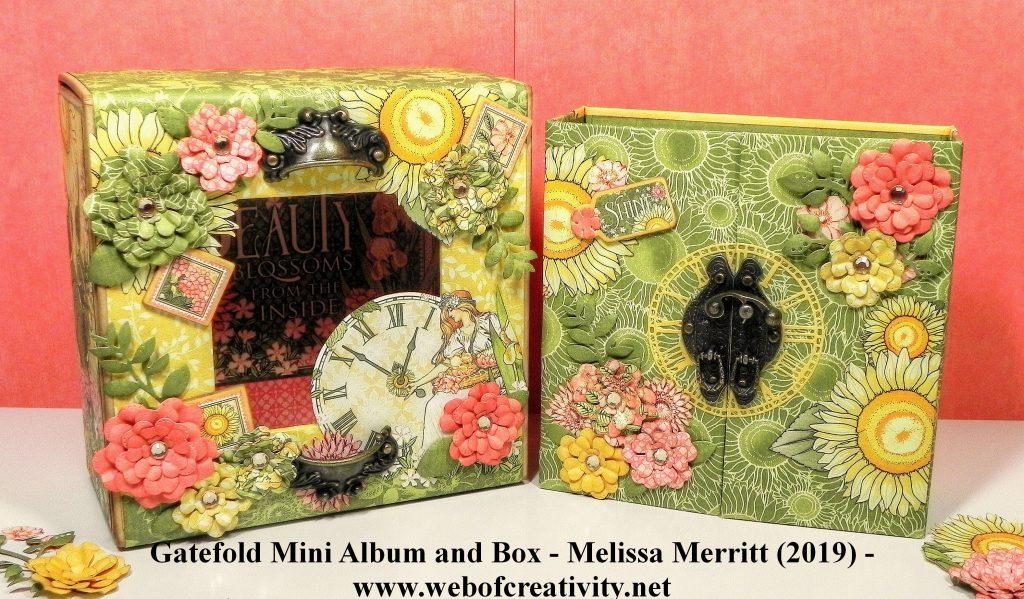 Gatefold Mini Album 9