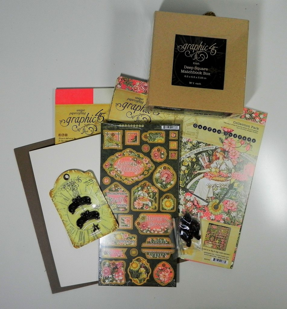 Gatefold Mini Album and Box KIT